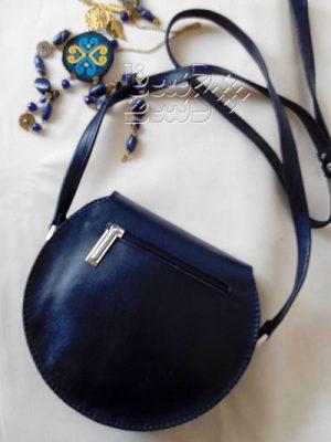 کیف چرم و سوزن دوزی زنانه