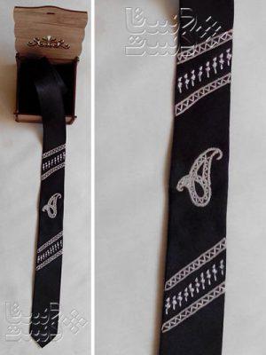 کراوات سوزن دوزی