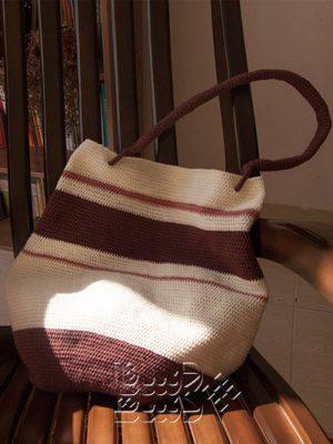 کیف بافتنی سوفی