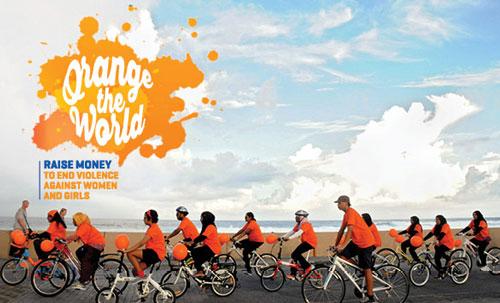 دنیا را نارنجی کن