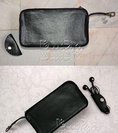 کیف همراه قابل اتصال و نگهدارنده هدست