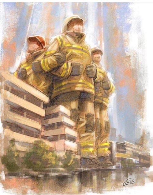 آتشنشانان پلاسکو
