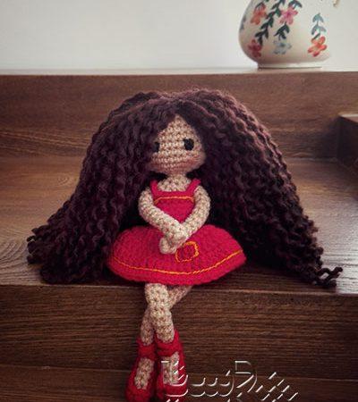 عروسک گیس گلابتون