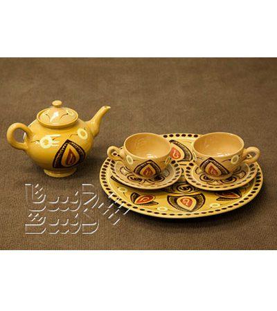 سرویس سفال چایخوری