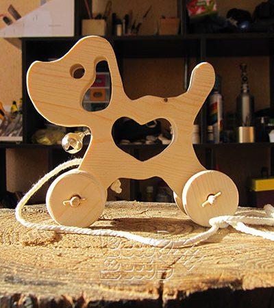 سگ چوبی