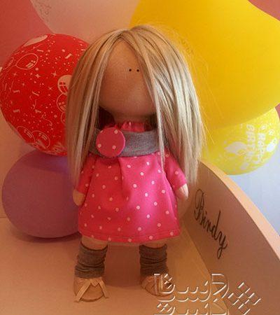 عروسک پارچه ای تیلدا