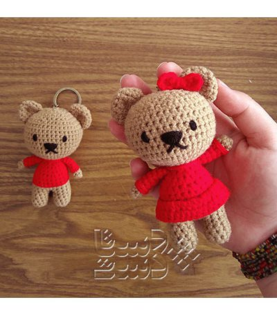 جاکلیدی و عروسک خرسهای عاشق
